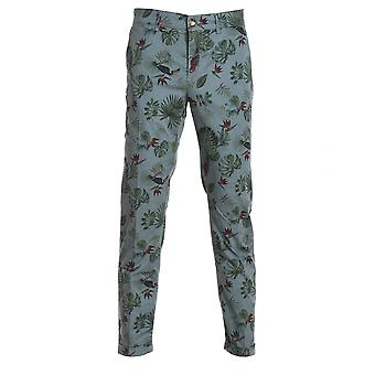 Enterprise men's 36PCJUPA46XT213716070 green cotton pants