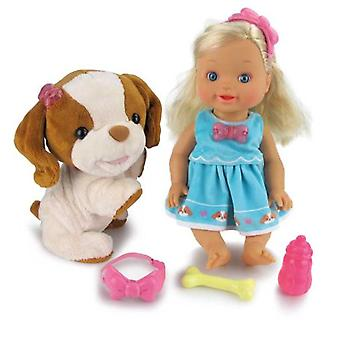 Vtech Amelia and her puppy (Spanish version)