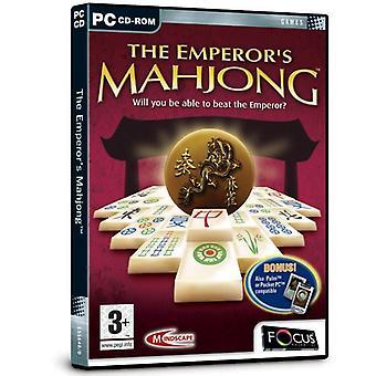 The Emperors Mahjong (Pc CD) - Usine scellée