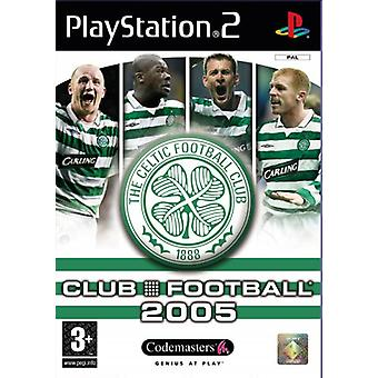 Club Football Celtic 2005 (PS2)