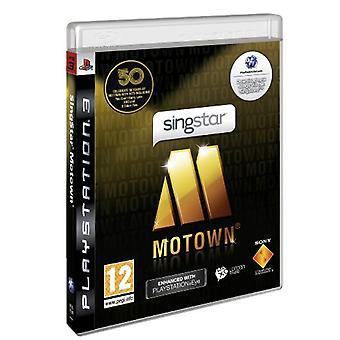 SingStar Motown - PlayStation Eye Enhanced (PS3)