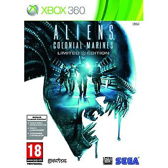 Udlændinge Colonial Marines Limited Edition (Xbox 360)