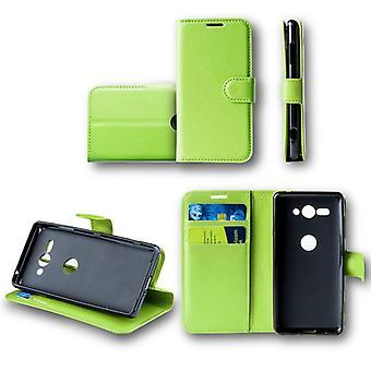 Для Xiaomi Redmi 4 X 5,0 дюймовый карман бумажник премиум зеленый Schutz чехол Обложка чехол Новые аксессуары