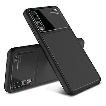 Design cover black for Huawei P20 per TPU silicone protective sleeve cover pouch case cover new case