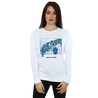 Marvel Women's Venom We Are Venom Sweatshirt