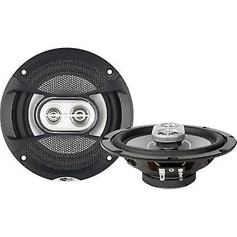 Caliber Audio Technology CDS16G 3 way triaxial flush mount speaker 120 W