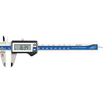 HELIOS PREISSER DIGI-MET 1326417 Digital caliper 150 mm IP67