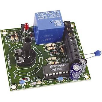 Velleman VM137 termostatenheten komponent 12 Vdc 5 opp til 30 ° C