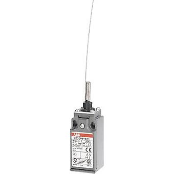 Limit switch 400 V AC 1.8 A Spring-loaded rod momentary