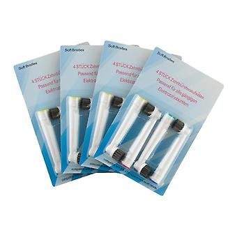 Oral B compatible toothbrush heads-16 x Sensitive