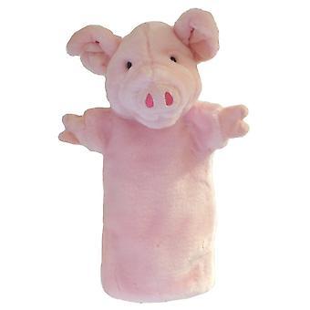 Marionet selskab langærmet gris hånd marionet