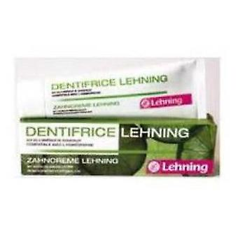 Lehning Toothpaste (Hygiene and health , Dental hygiene , Toothpaste)