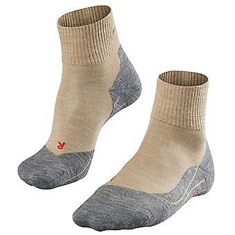 Falke Trekking 5 Light Short Socks - Nature Melange