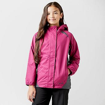 Peter Storm Kids' Panel Waterproof Jacket