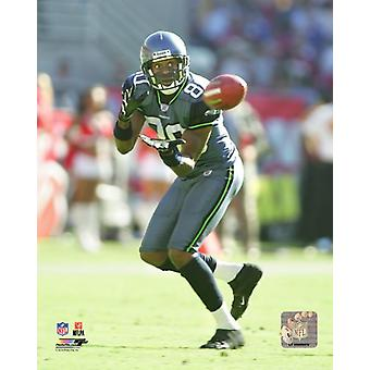 Jerry Rice 2004 Action Photo Print