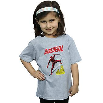 Marvel Universe Girls Daredevil Rooftop T-Shirt