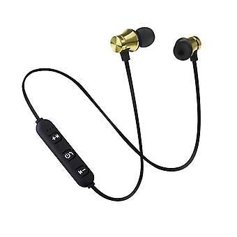 M10 Sport, Trådlöst In-Ear Headset - Guld