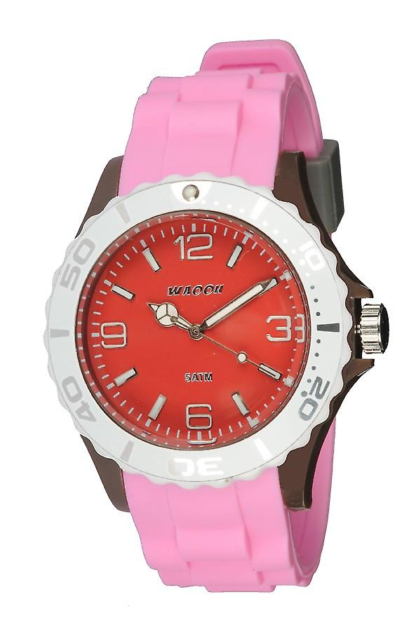 Waooh - Montre MC42 Multicolore marron