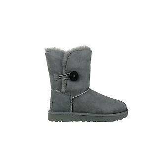 UGG Bailey Button II 1016226GREY universal winter women shoes