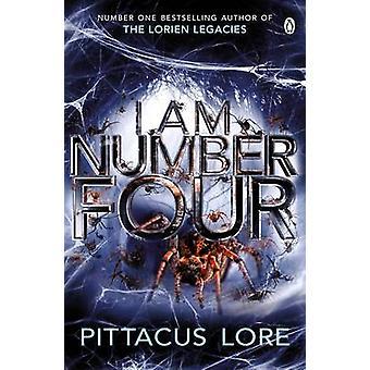 Ich bin Nummer vier von Pittacus Lore - 9780141047843 Buch