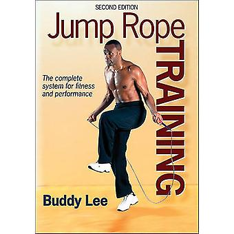 Jump Rope Training (2nd Revised edition) by Buddy Lee - 9780736081597