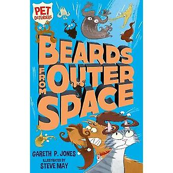 Barbes from Outer Space par Gareth P. Jones - Steve May - 978184715785