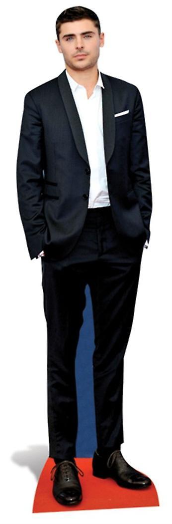 Zac Efron cartone Lifesize ritaglio / Standee