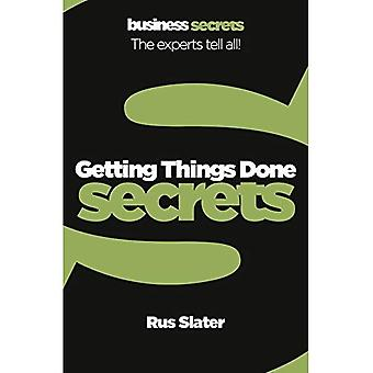 Collins Business Secrets - Getting Things Done