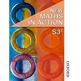 New Maths in Action S3/3 Student Book: S3/3 Pupil Book