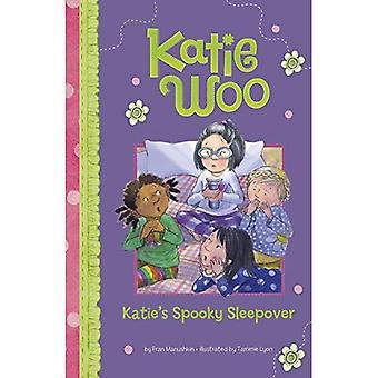 Katie's Spooky Sleepover (Katie Woo (Library))