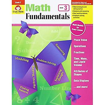Math Fundamentals, Grade 3 (Math Fundamentals)