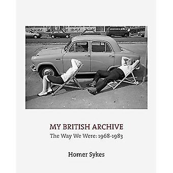 Mes archives britanniques: La façon dont nous étions: 1968-1983