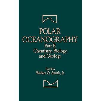 極地海洋化学生物学および o. スミス Jr ・ ウォーカーによる地質学