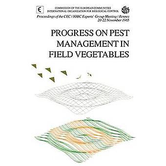 Avances en manejo de plagas en hortalizas de campo por Cavalloro & R.