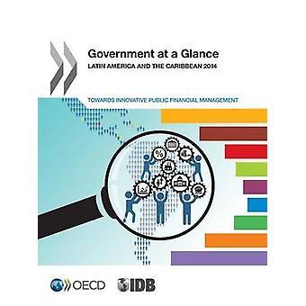 Governo em uma relance da América Latina e o Caribe de 2014 para a gestão das Finanças pública inovadora pela OCDE