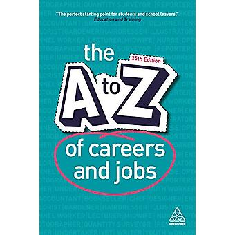 The A-Z of Careers and Jobs by Kogan Page Editorial Staff - 978074948