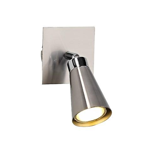 Dar MAV0746 Maverick Low Energy Wall Spot Light Switched