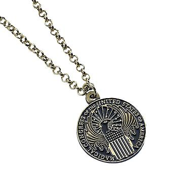 Fantastic Beasts and Where to Find Them Magical Congress Necklace