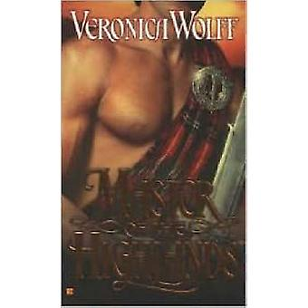 Master of the Highlands by Veronica Wolff - 9780425218990 Book