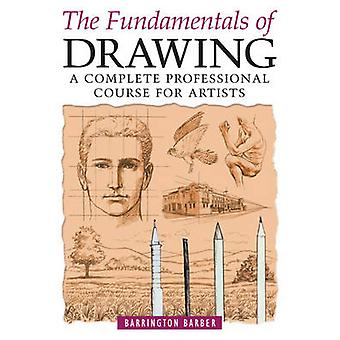 Fundamentals of Drawing by Barrington Barber - 9781841933177 Book