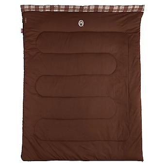 Coleman Brown Hampton Double Sleeping Bag