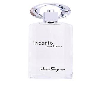Salvatore Ferragamo Incanto giet Homme EDT spray 100 ml voor mannen