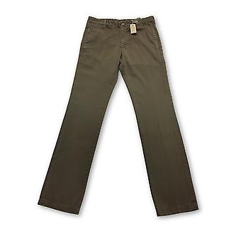 Agave Denim Papillon chinos in khaki