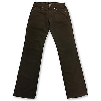 Agave Gringo Agate Jeans in Brown