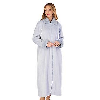Slenderella HC4337 Women ' s housecoats dressing Gown