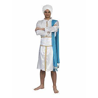 Costume da uomo Indiano Anand Bollywood Maharaja
