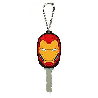 Key Cap - Iron Man Classic Soft Touch PVC Key Holder New 69068