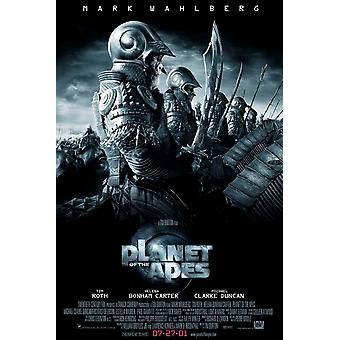Planet Of The Apes 2001 (Style B) (2001) Original Cinema Poster