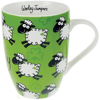 Wooley Jumper Tulip Mug 3559