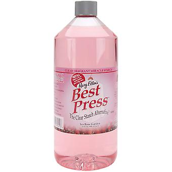 Mary Ellen's Best Press Refills 32 Ounces Tea Rose Garden 600R 35
